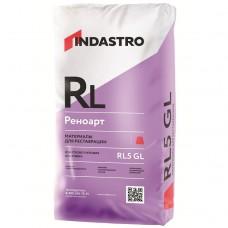 Шпатлевка известково-гипсовая Индастро Реноарт RL5 GL 20 кг