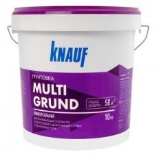Грунтовка Knauf Мультигрунд 10 кг