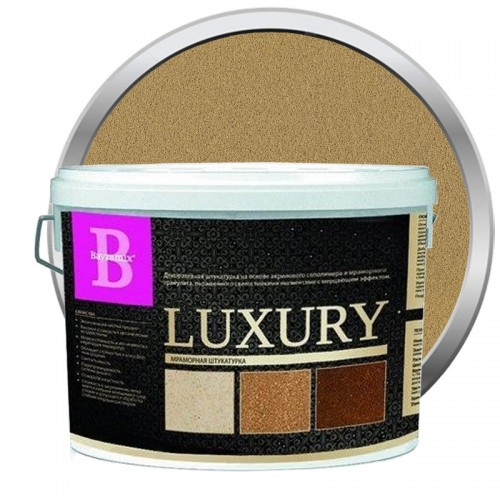 Штукатурка мраморная декоративная Bayramix Luxury L602 без блёсток 20 кг