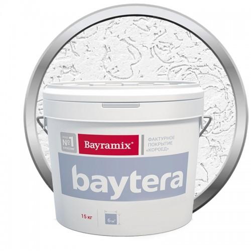 Штукатурка акриловая декоративная Bayramix Baytera T 001-K 15 кг