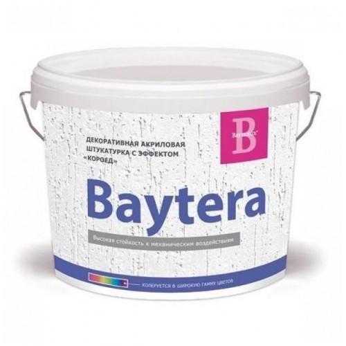 Штукатурка акриловая декоративная Bayramix Baytera T 001-K 25 кг