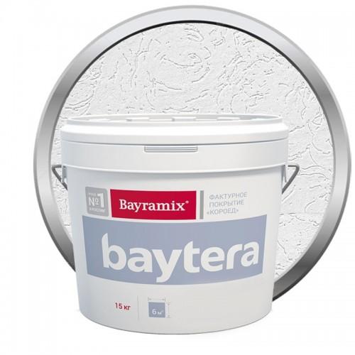 Штукатурка акриловая декоративная Bayramix Baytera T 001-S 15 кг