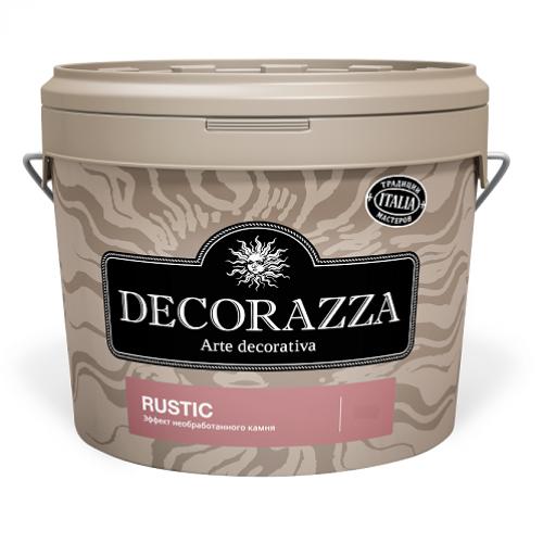 Штукатурка декоративная Decorazza Rustic 15 кг