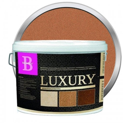 Штукатурка мраморная декоративная Bayramix Luxury L600 без блёсток 20 кг