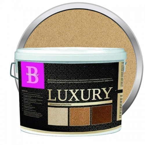 Штукатурка мраморная декоративная Bayramix Luxury L604 без блёсток 20 кг