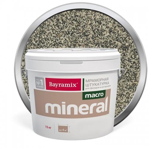 Штукатурка мраморная декоративная Bayramix Macro Mineral 1013 15 кг