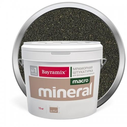 Штукатурка мраморная декоративная Bayramix Macro Mineral 1014 15 кг