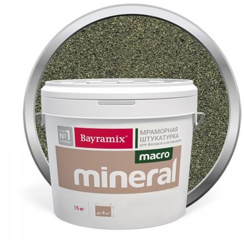 Штукатурка мраморная декоративная Bayramix Macro Mineral 1018 15 кг