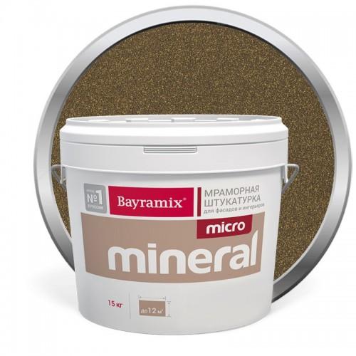 Штукатурка мраморная декоративная Bayramix Micro Mineral 607 15 кг