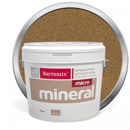 Штукатурка мраморная декоративная Bayramix Micro Mineral 610 15 кг
