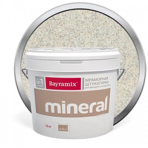 Штукатурка мраморная декоративная Bayramix Mineral 002 15 кг