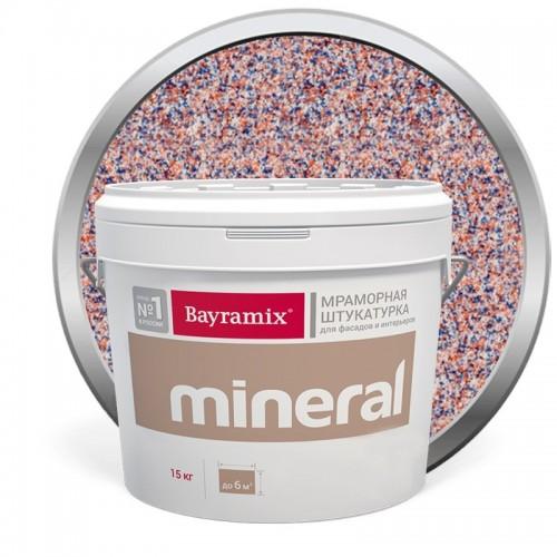 Штукатурка мраморная декоративная Bayramix Mineral 004 15 кг