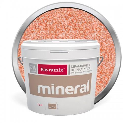 Штукатурка мраморная декоративная Bayramix Mineral 007 15 кг