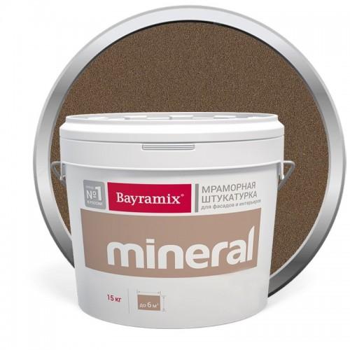 Штукатурка мраморная декоративная Bayramix Mineral 013 15 кг