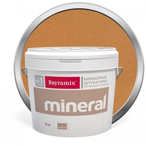 Штукатурка мраморная декоративная Bayramix Mineral 014 15 кг