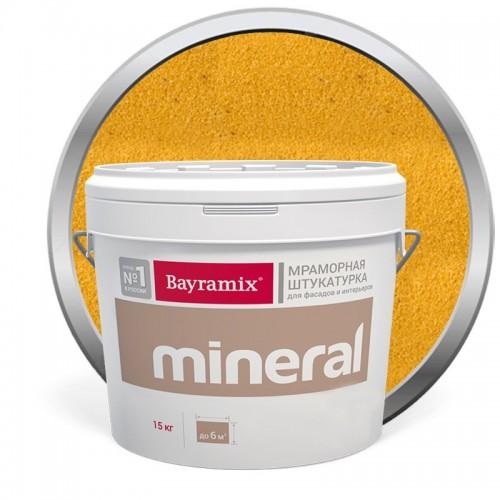 Штукатурка мраморная декоративная Bayramix Mineral 015 15 кг