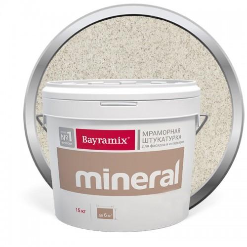 Штукатурка мраморная декоративная Bayramix Mineral 021 15 кг