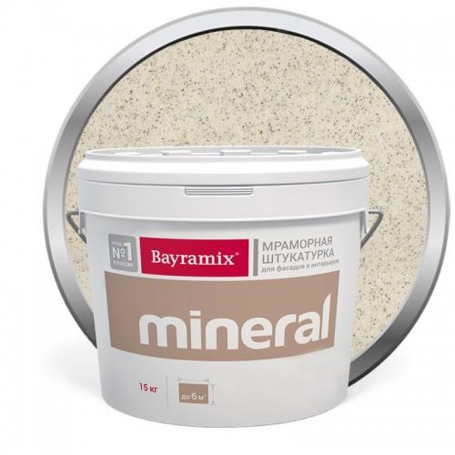 Штукатурка мраморная декоративная Bayramix Mineral 023 15 кг