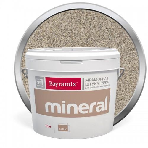 Штукатурка мраморная декоративная Bayramix Mineral 034 15 кг