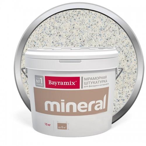 Штукатурка мраморная декоративная Bayramix Mineral 302 15 кг
