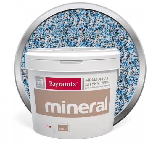 Штукатурка мраморная декоративная Bayramix Mineral 303 15 кг