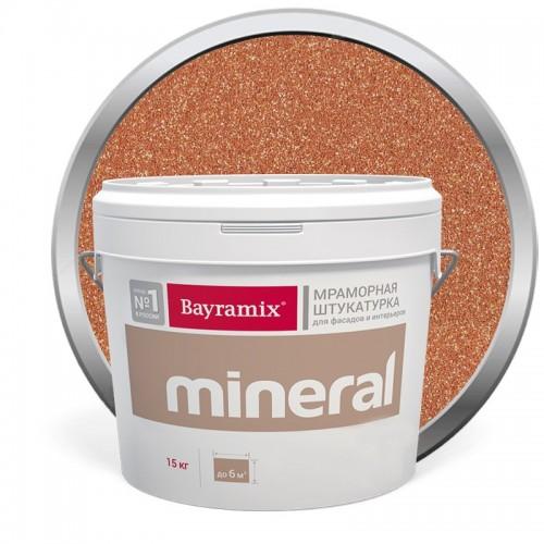 Штукатурка мраморная декоративная Bayramix Mineral 311 15 кг