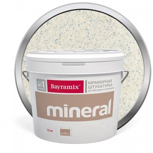 Штукатурка мраморная декоративная Bayramix Mineral 315 15 кг
