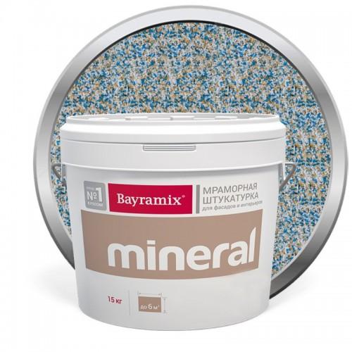 Штукатурка мраморная декоративная Bayramix Mineral 318 15 кг