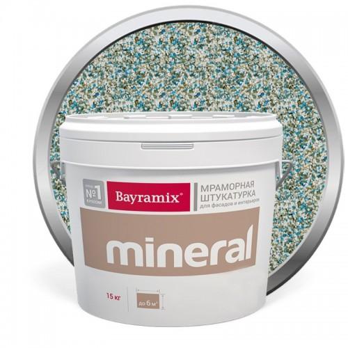 Штукатурка мраморная декоративная Bayramix Mineral 350 15 кг