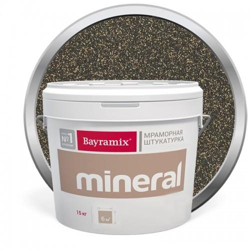Штукатурка мраморная декоративная Bayramix Mineral 391 15 кг