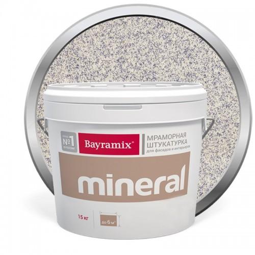 Штукатурка мраморная декоративная Bayramix Mineral 425 15 кг