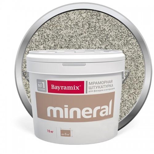 Штукатурка мраморная декоративная Bayramix Mineral 451 15 кг