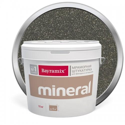 Штукатурка мраморная декоративная Bayramix Mineral 471 15 кг