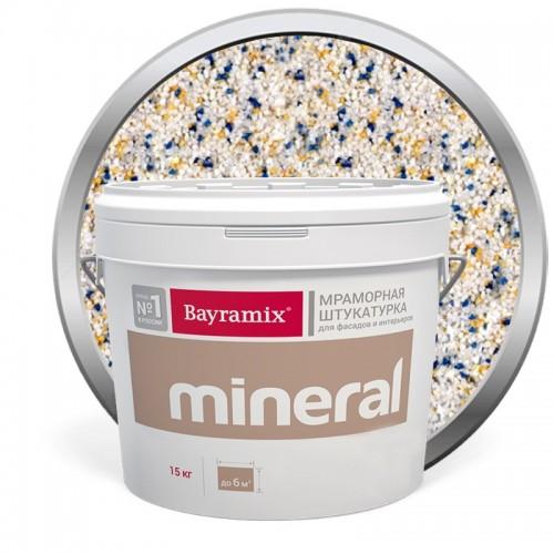 Штукатурка мраморная декоративная Bayramix Mineral 805 15 кг