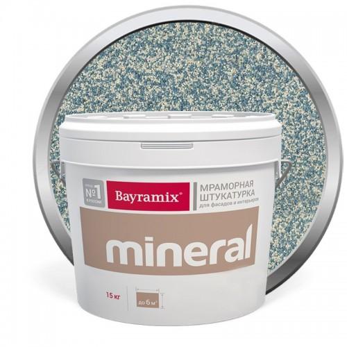 Штукатурка мраморная декоративная Bayramix Mineral 806 15 кг