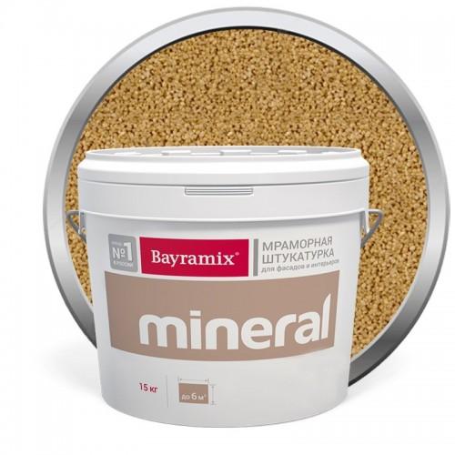 Штукатурка мраморная декоративная Bayramix Mineral 810 15 кг