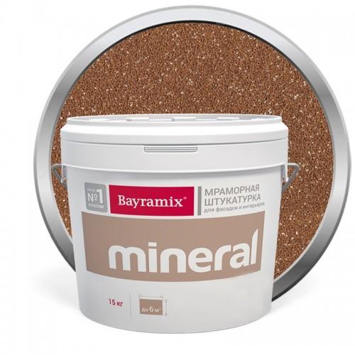 Штукатурка мраморная декоративная Bayramix Mineral 901-1 15 кг