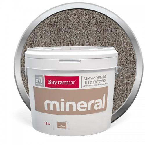 Штукатурка мраморная декоративная Bayramix Mineral 902 15 кг