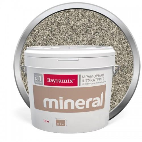 Штукатурка мраморная декоративная Bayramix Mineral 903-1 15 кг