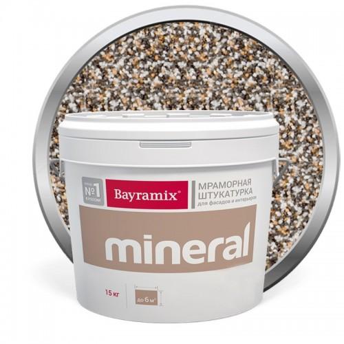 Штукатурка мраморная декоративная Bayramix Mineral 924 15 кг