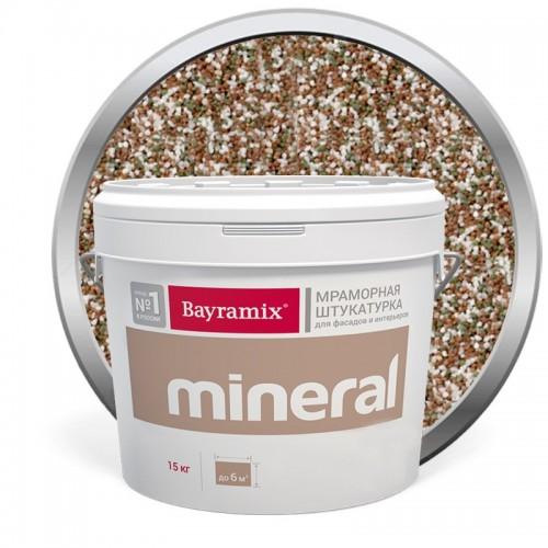 Штукатурка мраморная декоративная Bayramix Mineral 934 15 кг