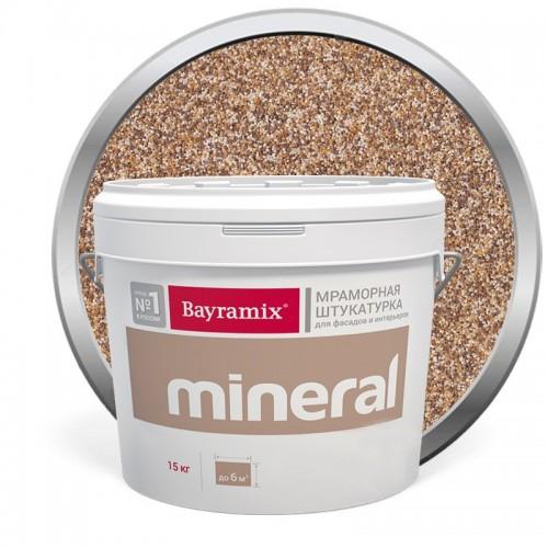 Штукатурка мраморная декоративная Bayramix Mineral 944 15 кг