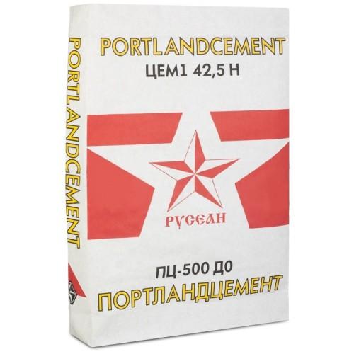 Цемент Русеан ПЦ-500 ДО 50 кг