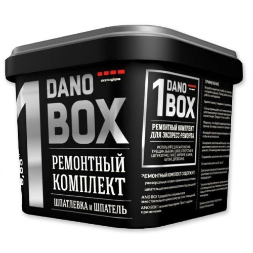 Комплект ремонтный Danogips Dano Box 1 1 кг