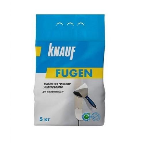 Шпатлевка Knauf Фуген серая 5 кг