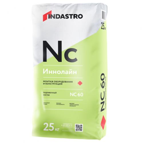 Состав подливочный Индастро Иннолайн NC60 25 кг