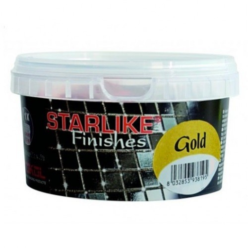 Добавка декоративная для затирок Litokol Starlike Finishes Gold 0,15 кг