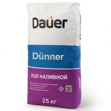 Пол наливной Dauer Dunner 25 кг тонкослойный