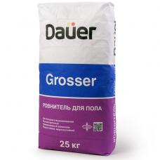 Ровнитель для пола Dauer Grosser 25 кг