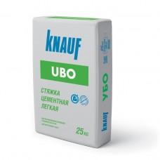 Стяжка пола Кнауф Ubo цементная легкая 25 кг